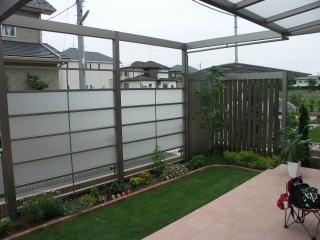 ガーデンリフォーム(TOEX プラスG)川越市施工例
