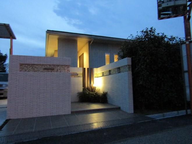 高級感のある落ち着いた佇まい 平屋の邸宅 県民共済住宅 埼玉県春日部市