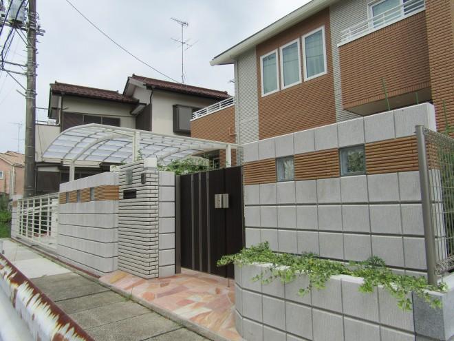 家×庭 風景 施工写真コンテスト2017 埼玉県久喜市
