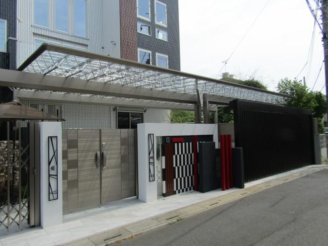 三協アルミ エクステリアデザインコンテスト2018 埼玉県草加市