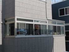 サンルーム ベランダ 2階 3階 ヘーベルハウス サニージュ