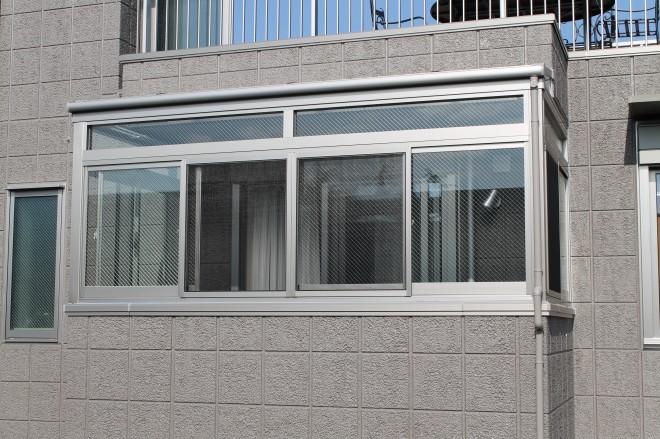 サンルーム ベランダ ヘーベルハウス サニージュ 大興 埼玉県
