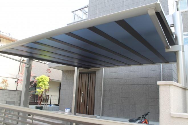 リクシル カーポート アーキフィールド 東京都練馬区