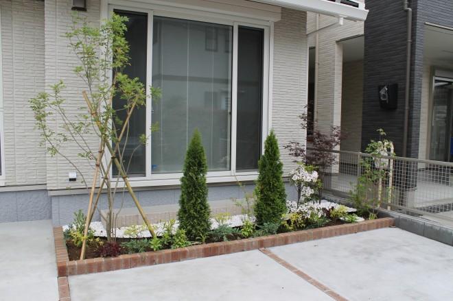 植木 高木 低木 シンボルツリー