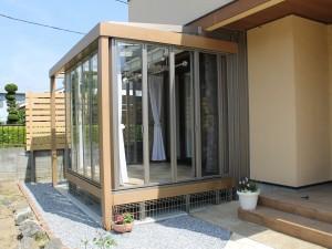 リクシル ガーデンルーム ジーマ軒プラス|埼玉県久喜市
