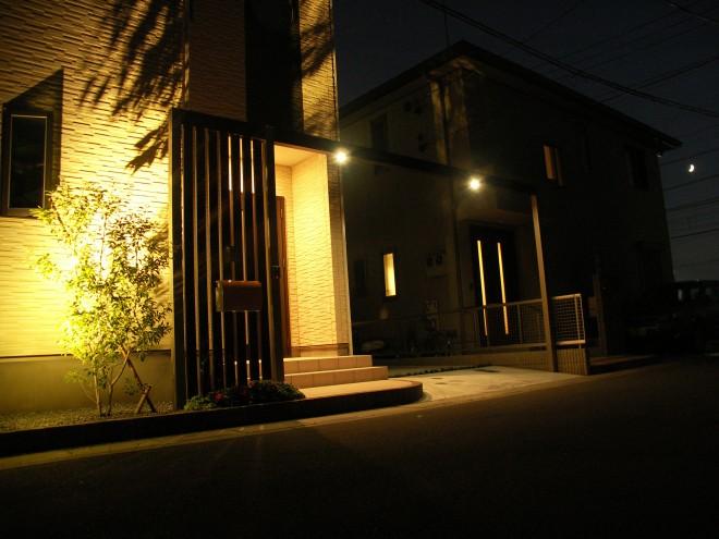 プラスG LEDダウンライトで趣きのある夜の空間へ 白岡 タマホーム