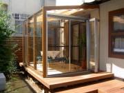 東洋エクステリア ガーデンルーム ココマ(cocoma) ガーデンルーム  イタリアンウォールナット